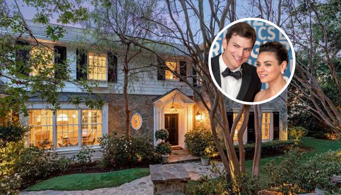 Ashton Kutcher, Mila Kunis Ask $14 Million for Beverly Hills Home