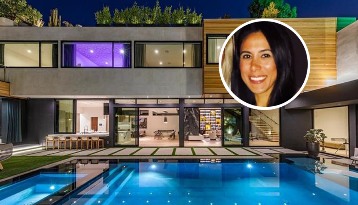 Cannabis Mogul Carissa Davino Lists Lavish Sunset Strip Mansion