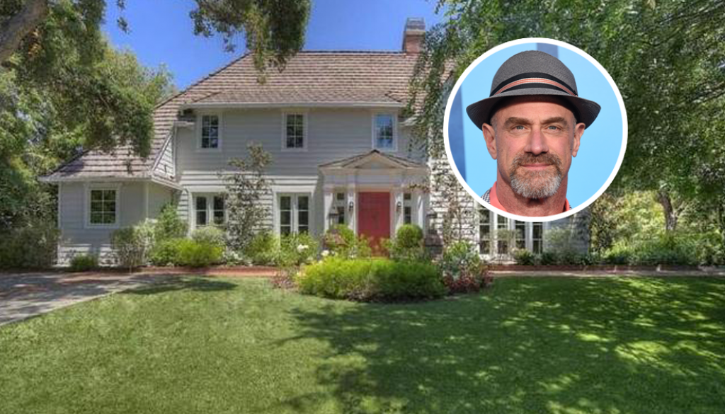 Chris Meloni Lists Ozzie and Harriet's Haunted House