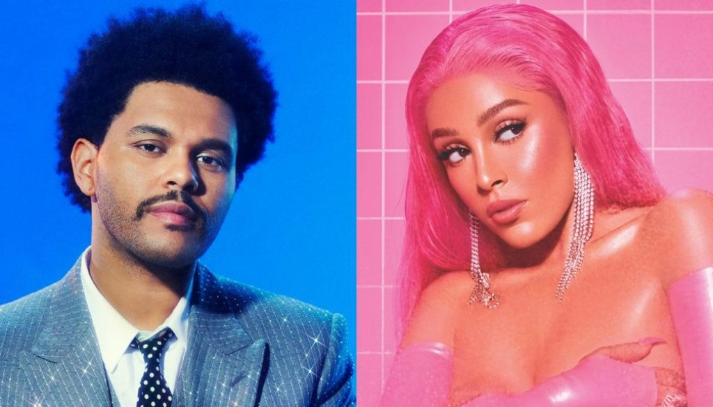"Doja Cat Remixes the Weeknd's ""In Your Eyes"": Listen"