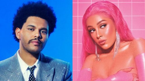 "Doja Cat Remixes the Weeknd's ""In Your Eyes"": Listen"