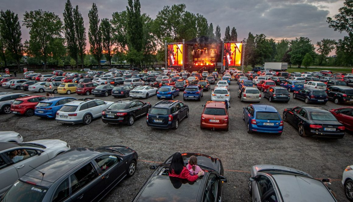 Drive-In Concerts Coming to West Virginia This Summer