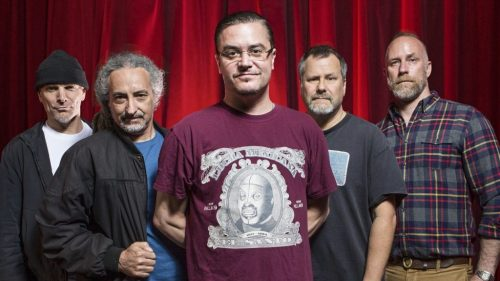 Faith No More Cancel U.S