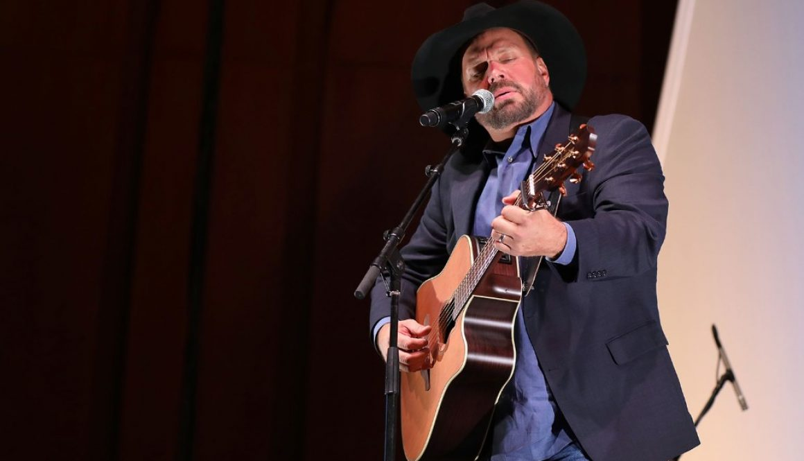 Garth Brooks Drops Two New Songs From His Long-Awaited 'Fun' Album