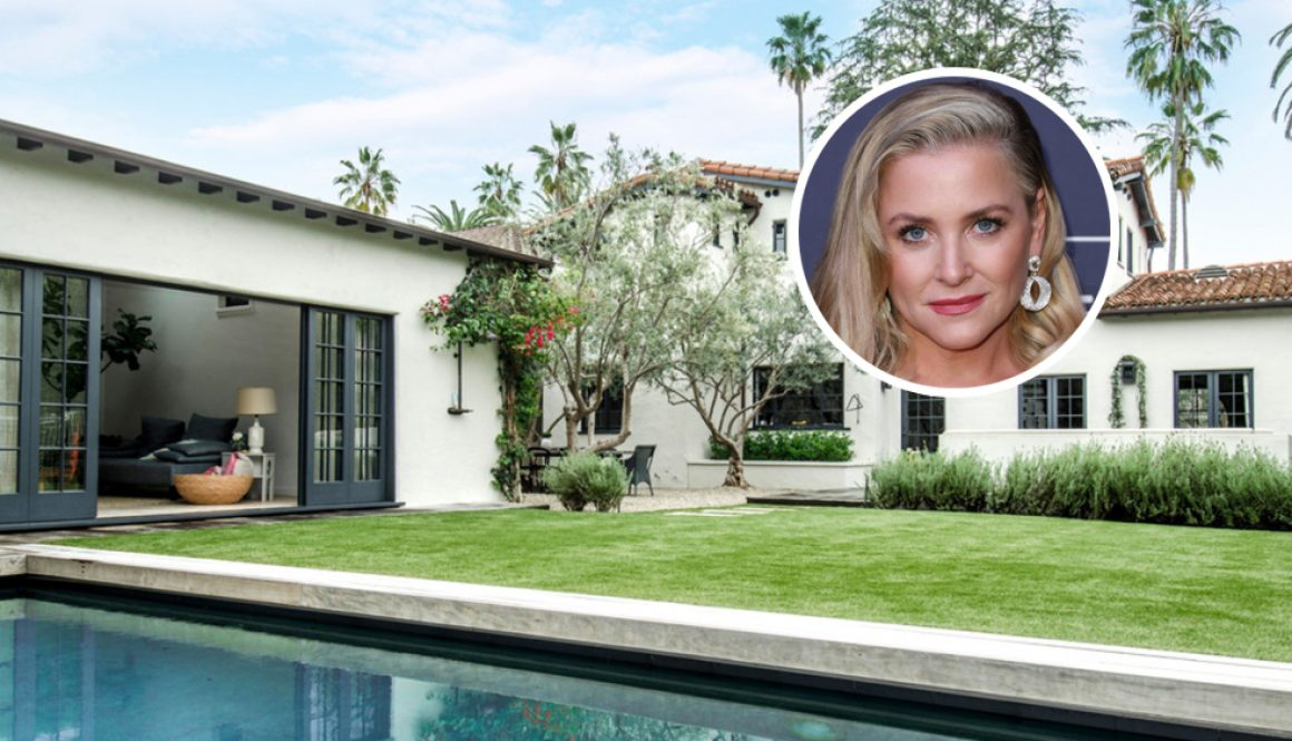Jessica Capshaw Unloads Eco-Friendly Santa Monica Cottage