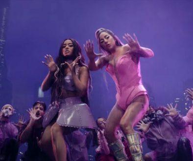 Lady Gaga and Ariana Grande's 'Rain on Me' Leads U.K