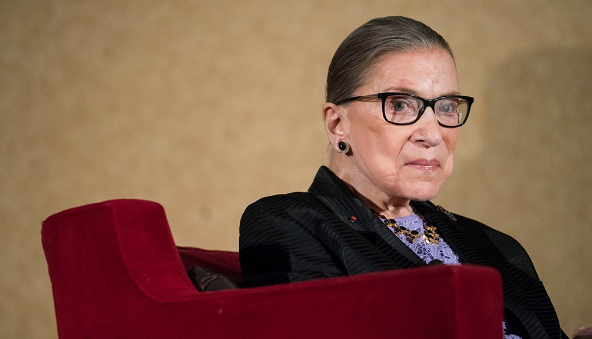Ruth Bader Ginsburg Recovering After Hospitalization for Gallbladder Treatment