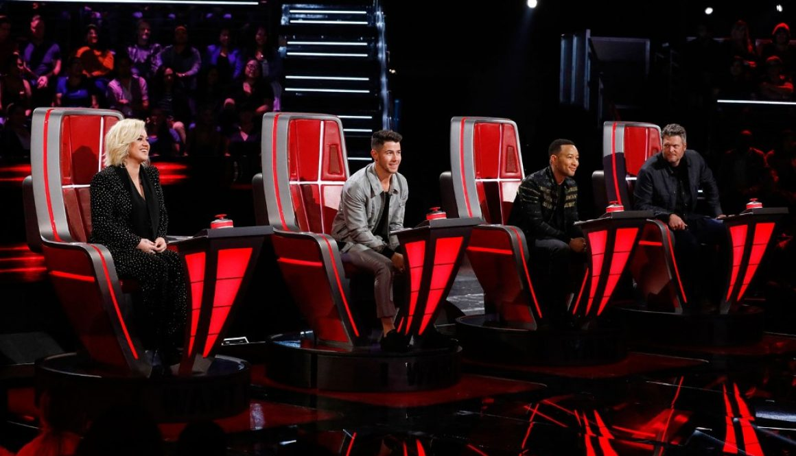 'The Voice' Contestant Joanna Serenko Spreads the Love With Uplifting 'Lean on Me' Performance