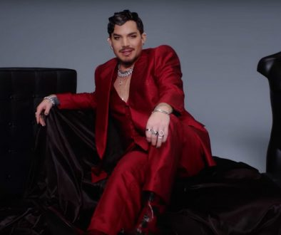 Adam Lambert Performs 'Mad World' for Global Pride 2020