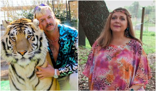 Carole Baskin Awarded Control Over Joe Exotic's Zoo