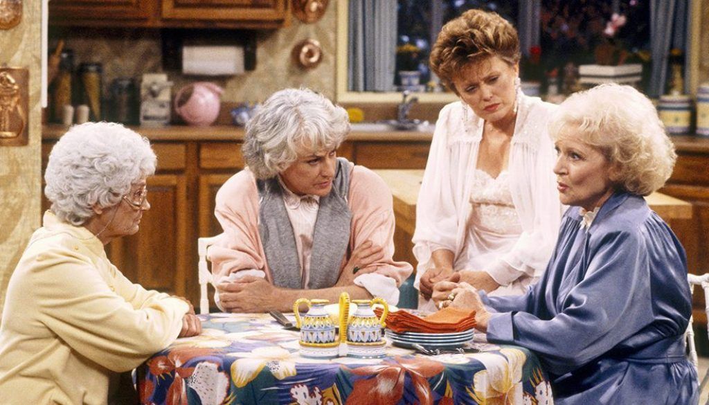 'Golden Girls' Episode With Blackface Scene Removed From Hulu
