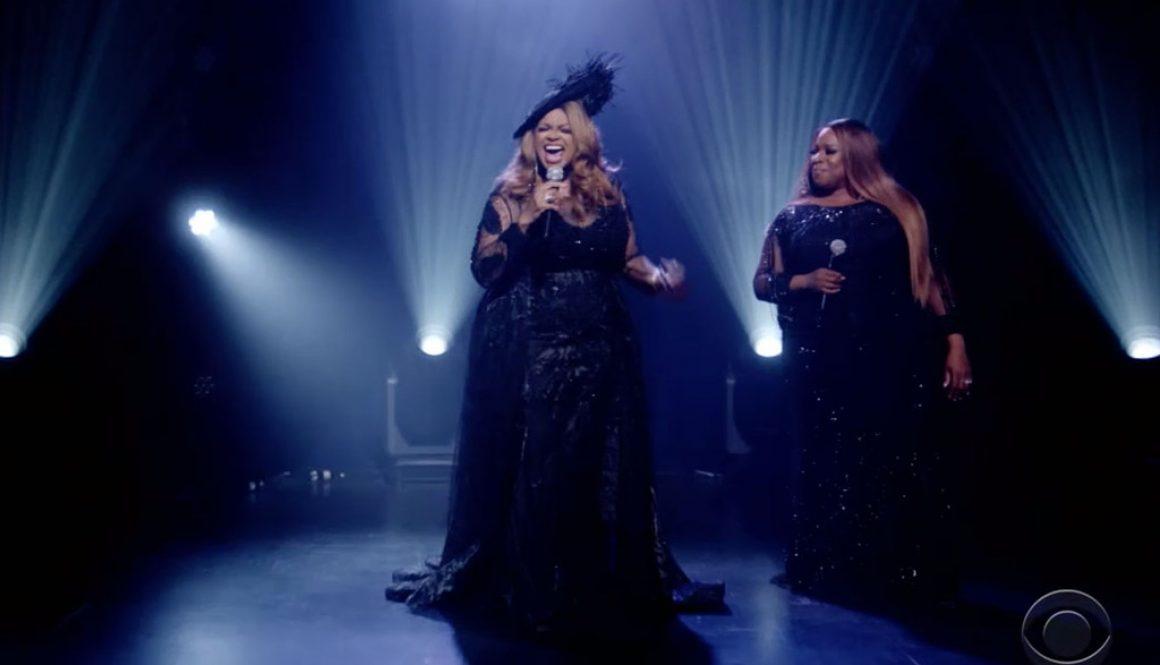 Kierra Sheard & Karen Clark-Sheard Close Out the 2020 BET Awards with Emotional 'Something Has to Break'