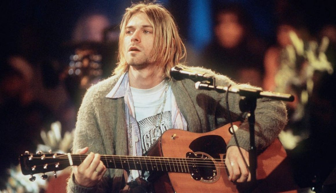 Kurt Cobain's Guitar From 'MTV Unplugged' Sold for Record $6 Million at Auction