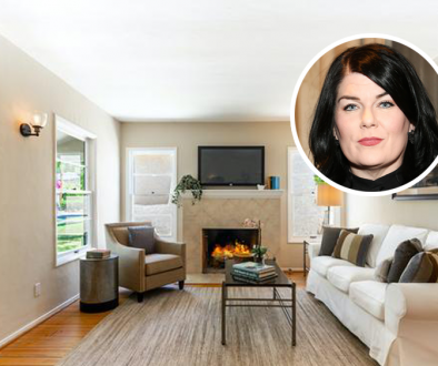 'My Favorite Murder' Host Karen Kilgariff Lists Burbank Bungalow