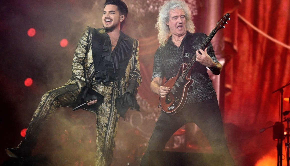 Queen & Adam Lambert Launch First Episode of 'Lockumentary' Series