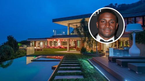 Reggie Bush Unloads Snazzy Palisades Mansion at a Loss