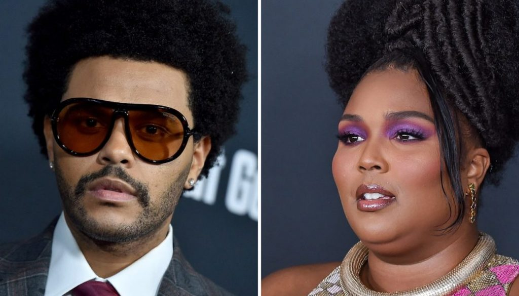 The Weeknd and Lizzo Sign Open Letter to Defund Police