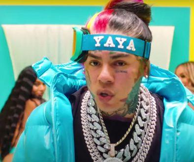 6ix9ine Releases Spanish-Language 'Yaya' With New Music Video: Watch