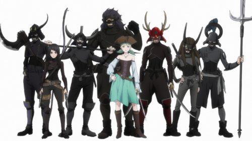 Adult Swim, Crunchyroll Team for 'Fena: Pirate Princess' Anime Series