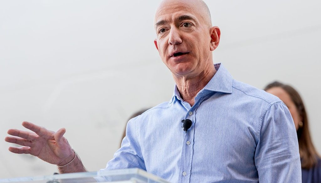 Amazon CEO Jeff Bezos Grilled at Big Tech Hearing About Being Unfair to Streamers