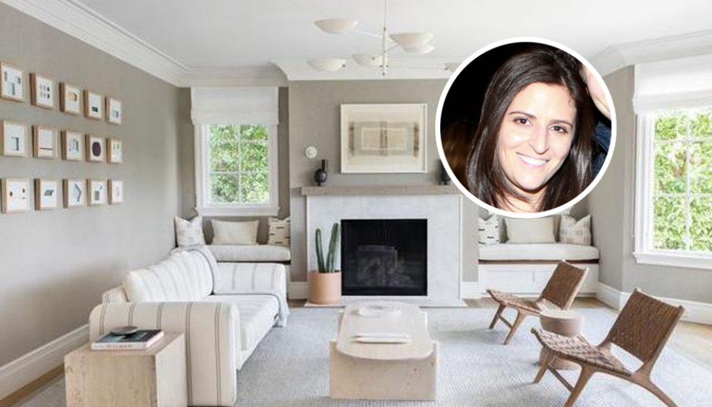 Billboard Heiress Lists $15 Million L.A