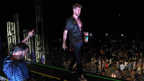 Chainsmokers Concert Under Investigation for Social Distancing Violations, Gov