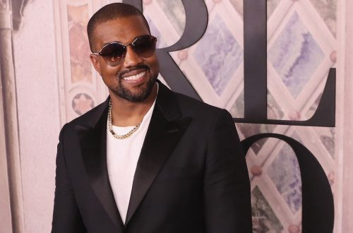 Kanye West Posts 'Donda' Album Cover