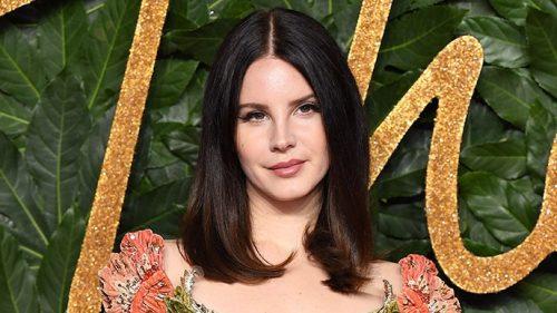 Lana Del Rey Releases New Spoken Word Poetry Album Violet Bent Backwards Over the Grass