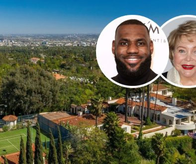 LeBron James Reportedly Scores Lee Phillip Bell's L.A