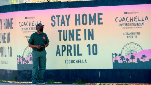 """Multiple Sclerosis Charity Says Coachella Made Them Rename """"Couch-ella"""" Benefit"""