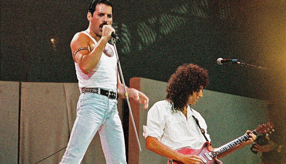 Queen's 'Greatest Hit' Notches U.K