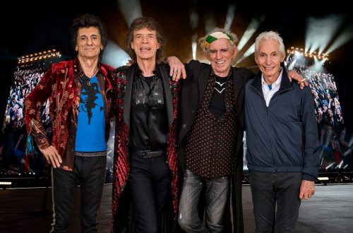 Rolling Stones Drop Long-Lost Track 'Scarlet' Featuring Jimmy Page: Stream It Now