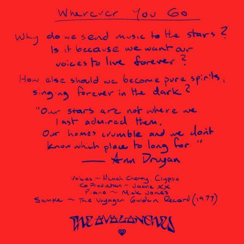 The Avalanches Share New Songs With Jamie xx, Neneh Cherry, and Vashti Bunyan: Listen