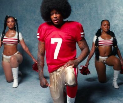 "YG Dresses as Colin Kaepernick in Video for New Song ""Swag"": Watch"