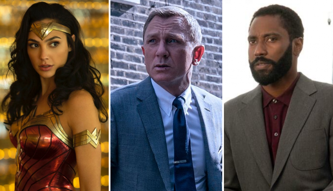 Audiences Still Prefer to See 'Tenet,' 'Wonder Woman1984' in Movie Theaters, but Most Would Be Fine Watching at Home (EXCLUSIVE)
