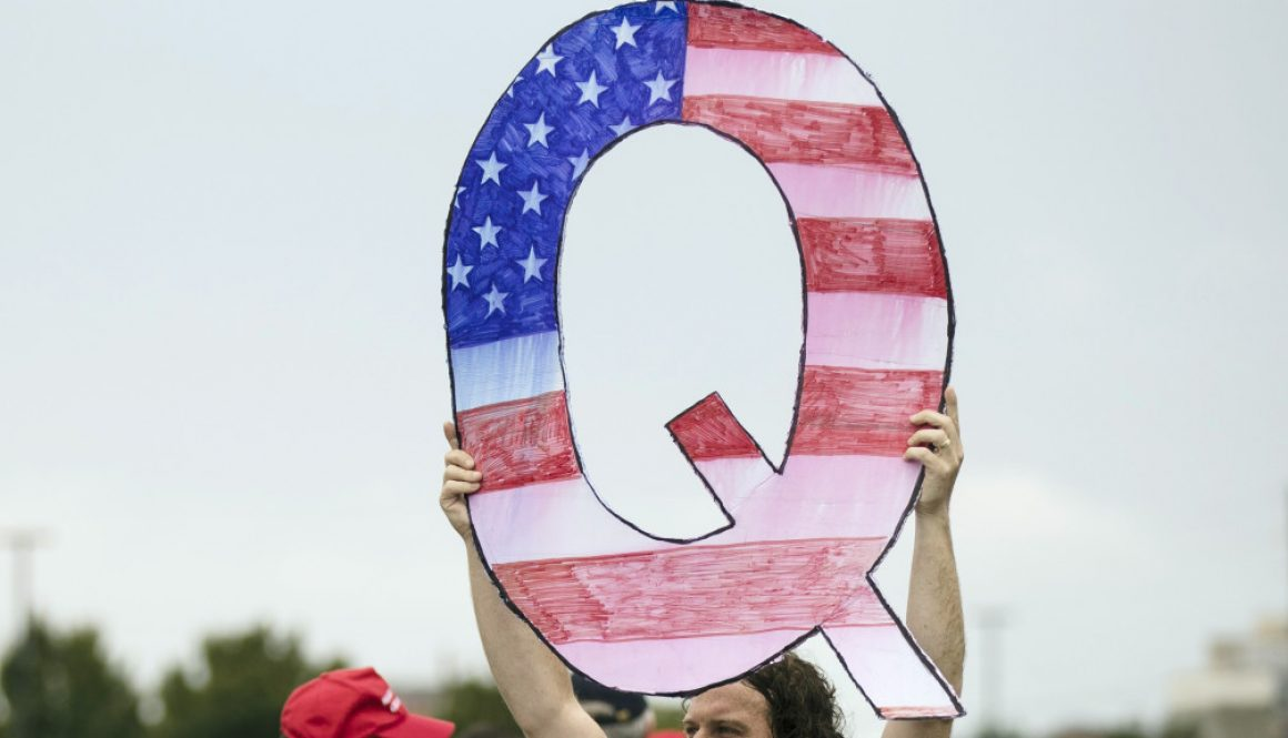 Facebook Bans QAnon Pro-Trump Conspiracy Group With Nearly 200,000 Members