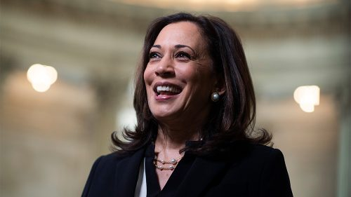 How Kamala Harris Built a Powerful Base in the Music Industry