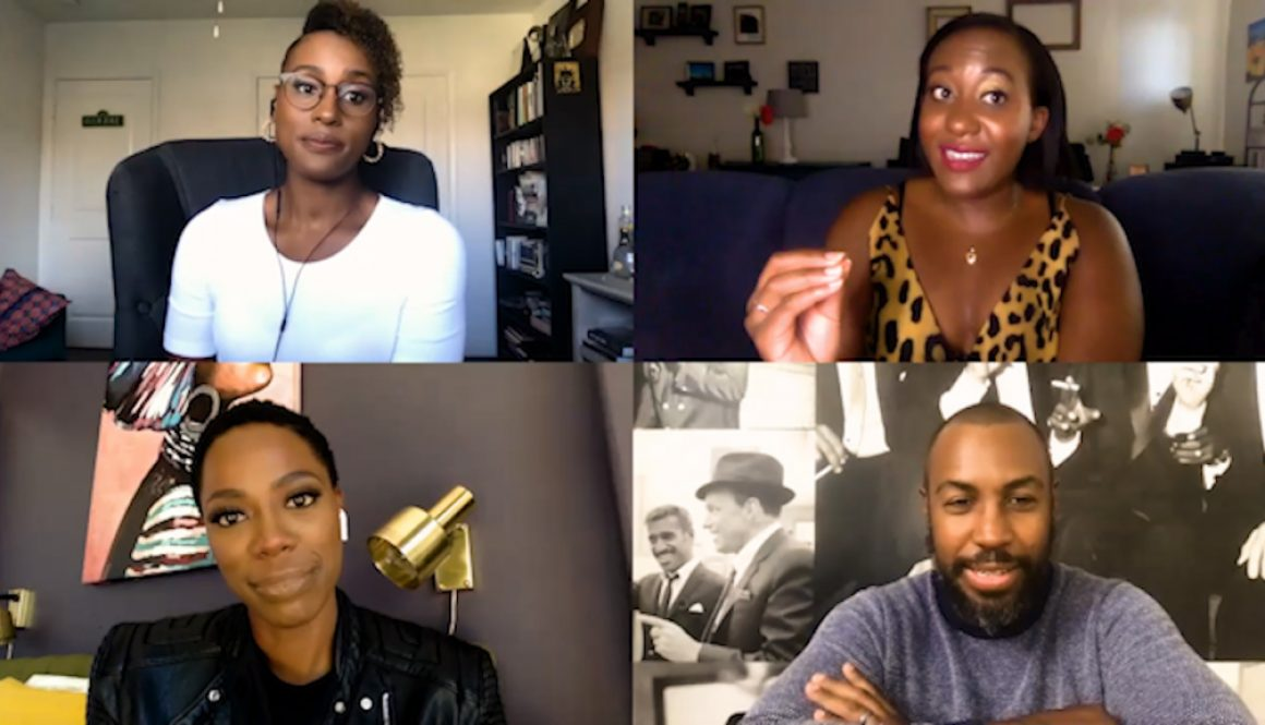 Issa Rae, Yvonne Orji and Prentice Penny Talk 'Insecure' Emmy Nominations and Tease 'Issa & Molly 3