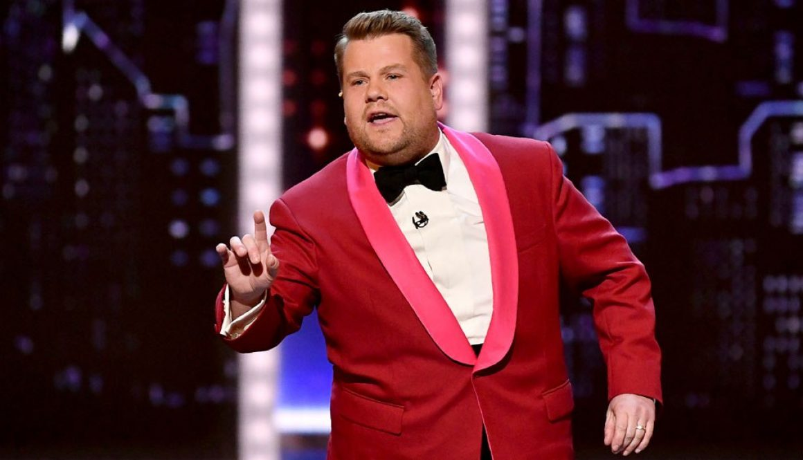 James Corden Thinks Streaming Services Should Help Broadway Recover From the Pandemic (Watch)
