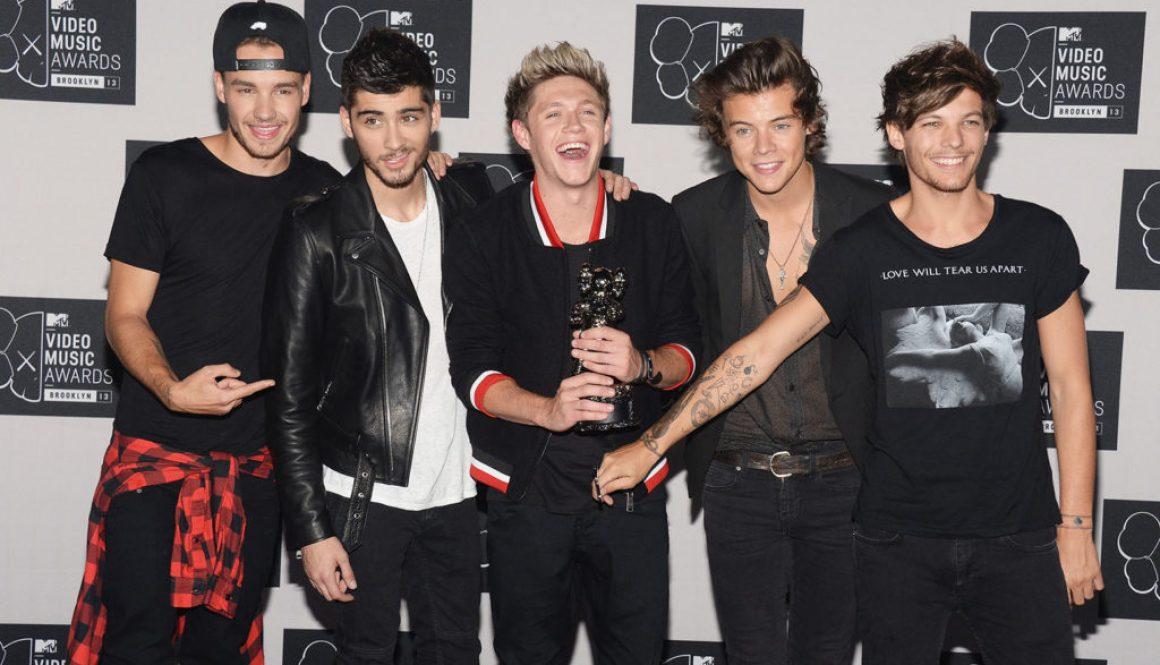 One Direction Streams, Sales Spike In U.K
