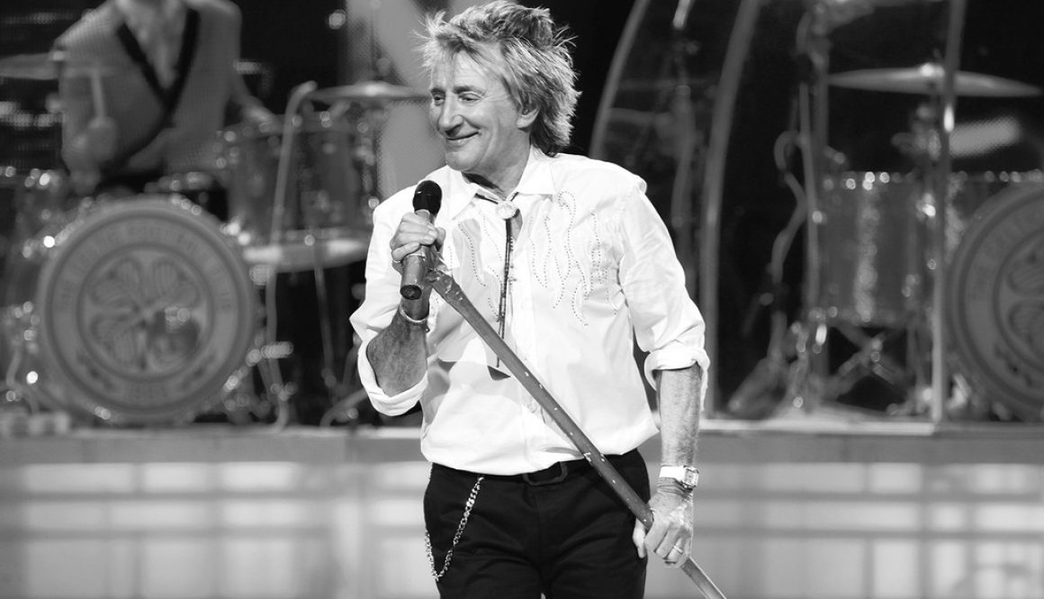 Rod Stewart Reschedules Australian 'Hits' Tour to 2022