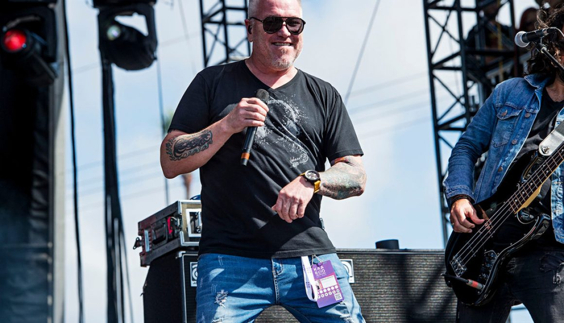 Smash Mouth Received Angry 'Fan Mail' After Their South Dakota Performance