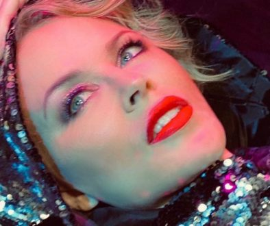 """Watch Kylie Minogue's New """"SAY SOMETHING"""" Video"""