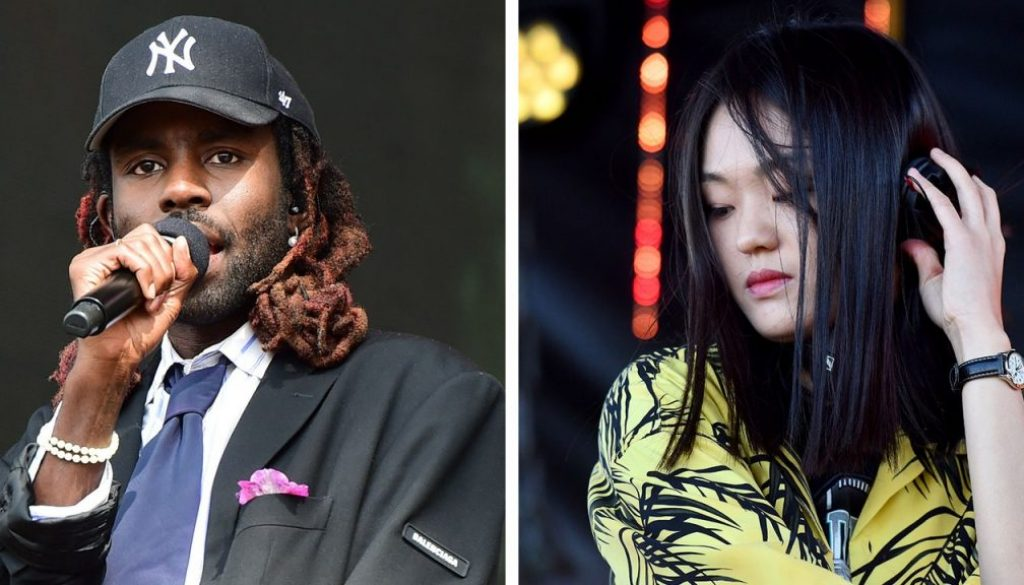 "Blood Orange and 박혜진 Park Hye Jin Share New Song ""CALL ME (Freestyle)"": Listen"