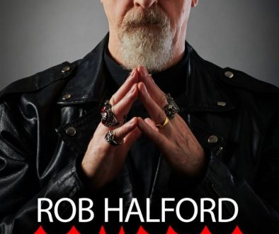 'Bloody Hell! I've Just Outed Myself on TV!': Judas Priest's Rob Halford Gets Candid in New Book 'Confess' (EXCLUSIVE)