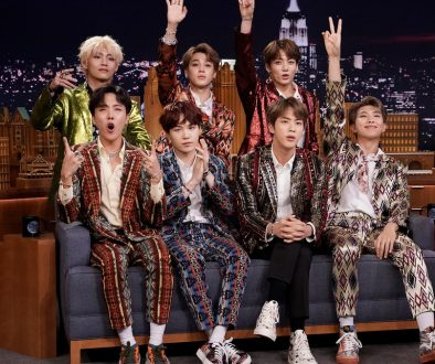 BTS Gearing Up For Week-Long 'Tonight Show' Takeover