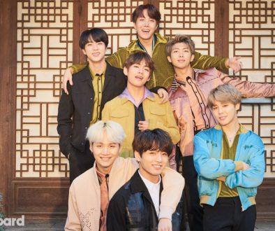 BTS Make History With 10th Week at No