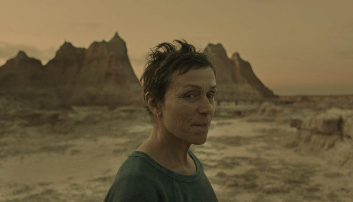 Chloé Zhao's 'Nomadland' Wins People's Choice Award at Toronto Film Festival
