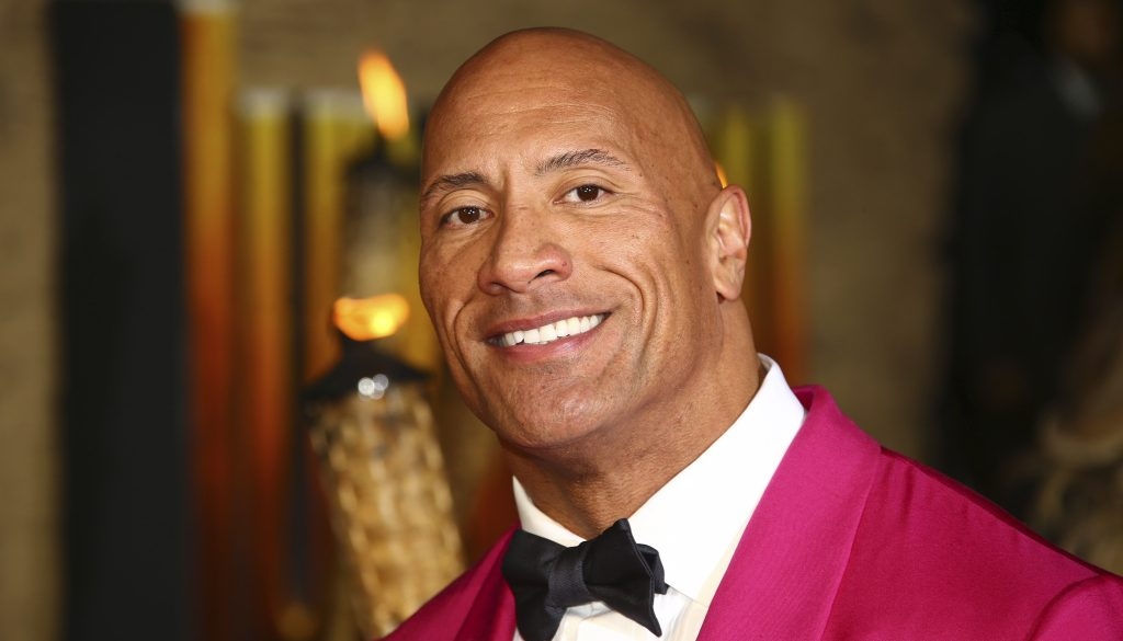 Dwayne Johnson Endorses Joe Biden and Kamala Harris in Presidential Election