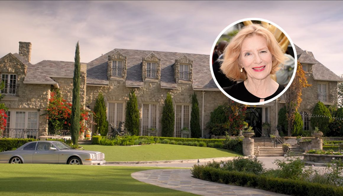 Eileen's Opulent 'Dead to Me' Mansion Is One of Beverly Hills' Oldest Houses